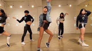 Video Ed Sheeran - Shape of you ( Cover by J.Fla ) | REA SIM Choreography | ONE LOVE DANCE STUDIO MP3, 3GP, MP4, WEBM, AVI, FLV Juni 2018
