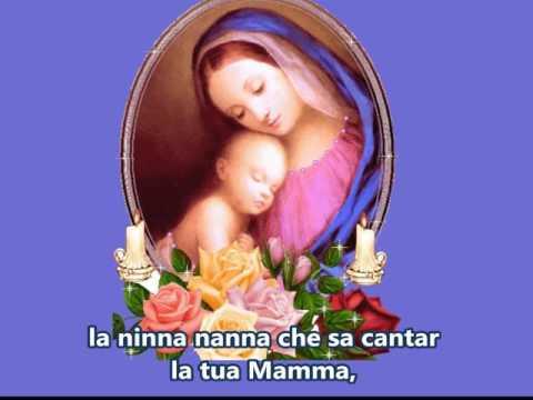 , title : 'Ninna nanna a Gesù bambino.'