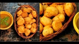 Mysore Bonda Recipe in Tamil