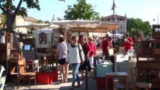 Sorgues France  city photo : L'Isle sur la Sorgue Famous Market, France