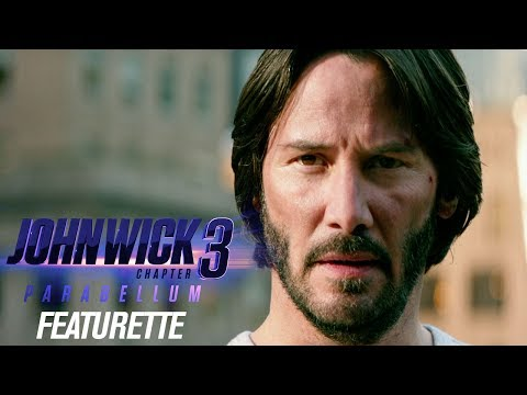"John Wick: Capítulo 3 - Parabellum - Featurette ""The Continental in Action""?>"