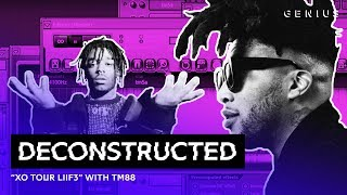 "Video The Making Of Lil Uzi Vert's ""XO TOUR Llif3"" With TM88 