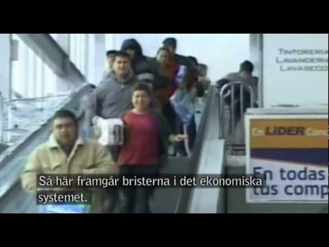 HAMBRE- Cuando El Sistema Se Cae | Documentary on the Earthquake in Chile feb 2010 (1/2)