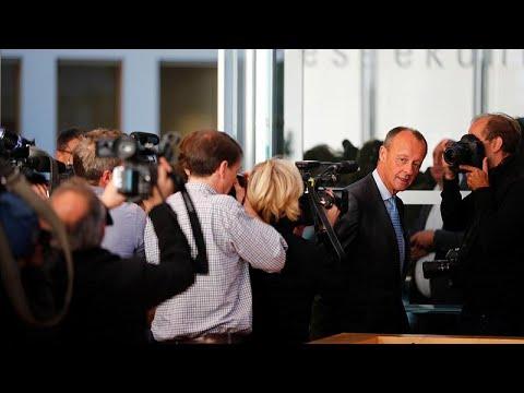 Friedrich Merz: Welche Chancen im Kampf um die Merkel ...