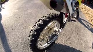 5. 2008 RMZ 450
