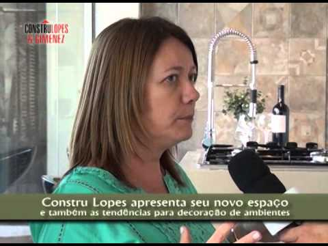 NOVO ESPAÇO CONSTRU LOPES