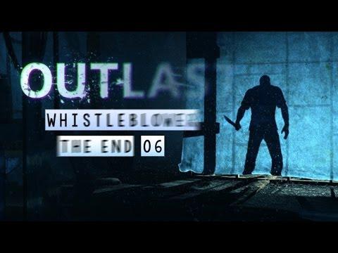Zagrajmy w: Outlast: Whistleblower #6 [Zakończenie] - Wielki finał [Gameplay PL / Let's Play PL]