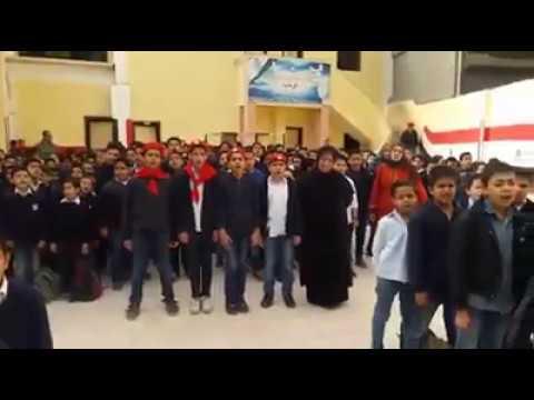 العرب اليوم - بالفيديو: صيحة الصاعقة بنشيد