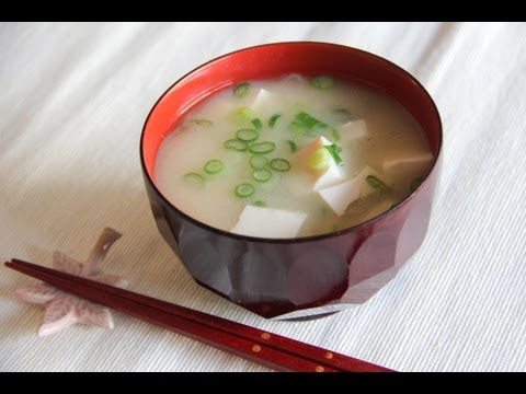 Miso Soup Recipe – Japanese Cooking 101 | Easy Japanese Recipes