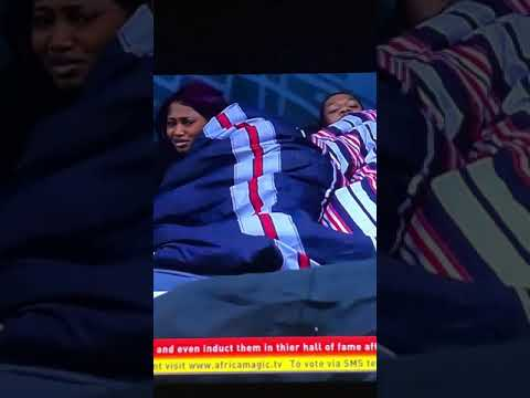 Big Brother Naija: Khafi & Gedoni having sex in front of Esther and Frod
