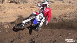7. 2015 Yamaha YZ450F | Dirt Rider 450F MX Shootout