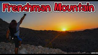 Las Vegas Frenchman Mountain Hiking Lake Mead - YouTube
