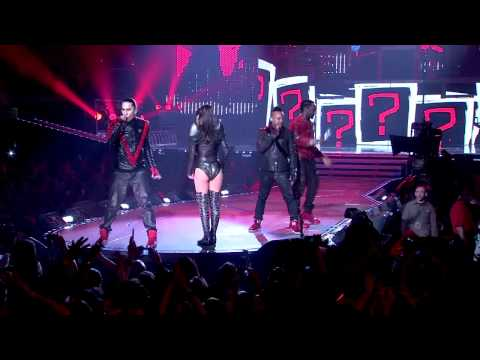 Black Eyed Peas @ Staples Center (HD) – Where is the Love?