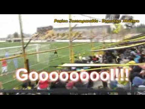 RESUMEN INCOMPARABLE Madryn vs 9 De Julio (23 08 2015) - La Incomparable - Deportivo Madryn