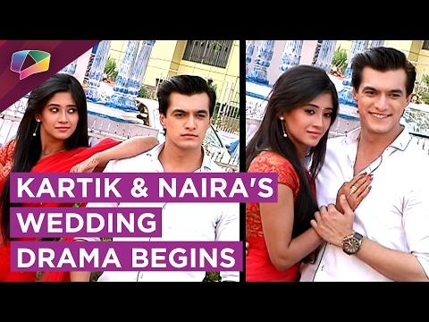 Kartik and Naira Reach Their Wedding Destination  