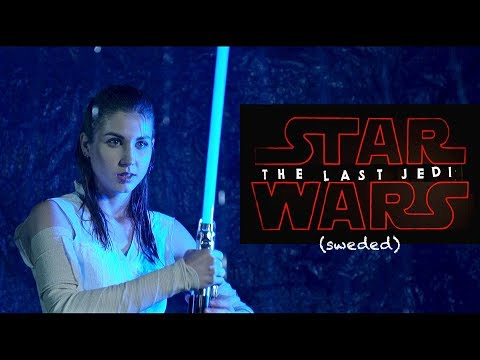 A Low Budget ShotforShot Remake of the Star Wars The Last Jedi