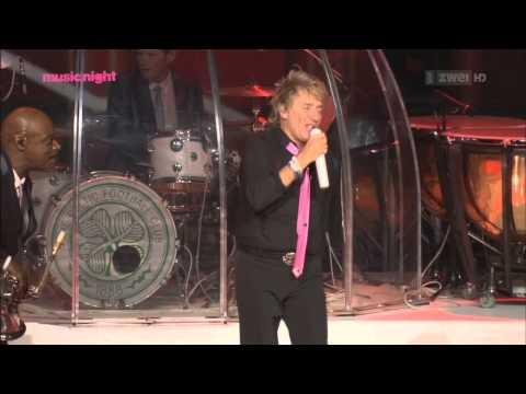 Tekst piosenki Rod Stewart - Sweet Little Rock 'N' Roller po polsku
