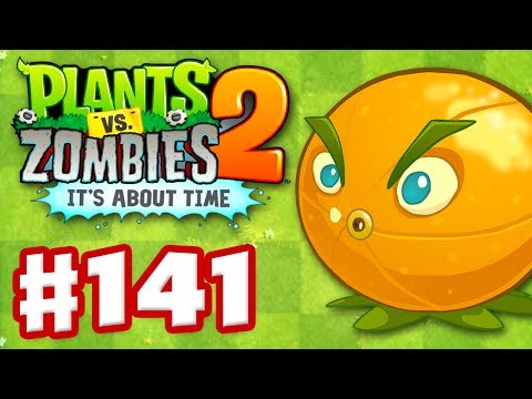 Plants vs. Zombies 2: It's About Time – Gameplay Walkthrough Part 141 – Citron! (iOS)