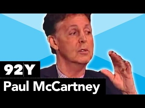 paul mccartney - Paul McCartney talks with Charlie Rose about his time with The Beatles, his career since their break-up, his forays into classical music, painting and poetry...