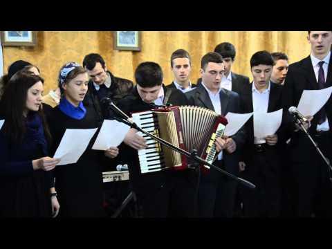 Grupul din Dumbraveni - Bosanci 2013