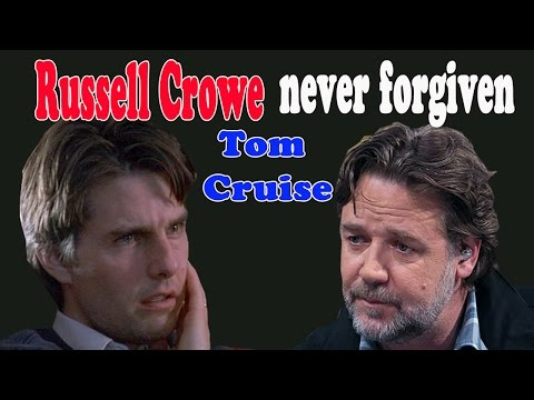 Russell Crowe Never Forgiven Tom Cruise for Treatment of Nicole Kidman During Their 11-Year Marriage