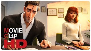 Peter Parker & Marry Jane Divorce Scene | SPIDER-MAN: INTO THE SPIDER-VERSE (2018) Movie CLIP HD