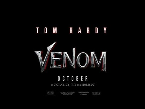 Venom Official Trailer #1 (2018) Tom Hardy  Marvel Movie HD