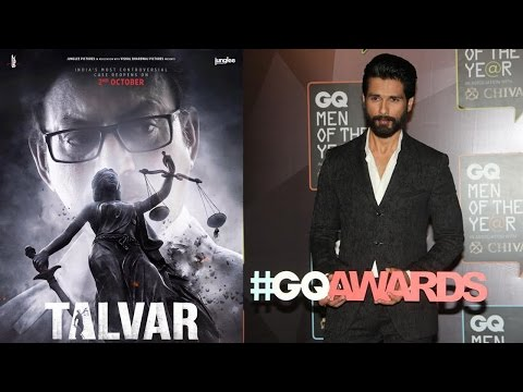 I'm Eager To Watch 'Talvar' : Shahid Kapoor