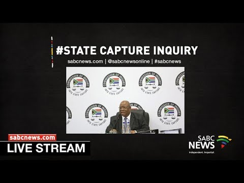 State Capture Inquiry, 20 March 2019 Part 2