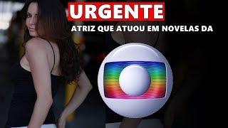 Notícias dos famosos - Triste: Famosa atriz que atuou na Globo, comunicado que chega preocupa fãs.