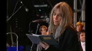 Patti Smith & Michael Marra - Sweet Afton