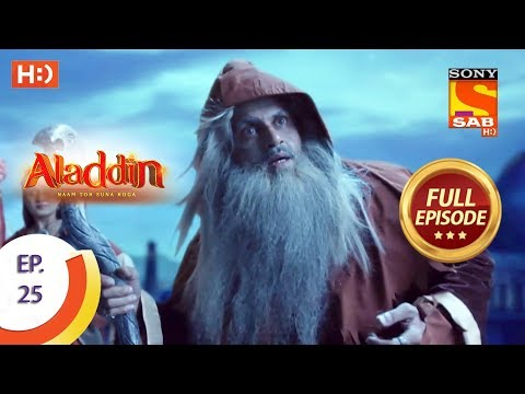 Aladdin - Ep 25 - Full Episode - 24th September, 2018