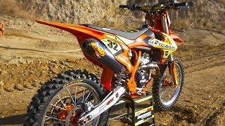 10. Ultimate KTM 250SXF Project Bike - Motocross Action Magazine