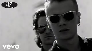 U2 videoklipp Even Better Than The Real Thing