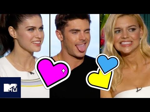 Video Zac Efron, Alexandra Daddario & The Baywatch Cast Go Speed Dating | MTV Movies download in MP3, 3GP, MP4, WEBM, AVI, FLV January 2017