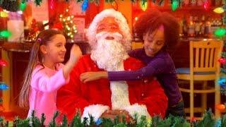 Kids Dispute Santa's Skin Tone | What Would You Do? | WWYD Video