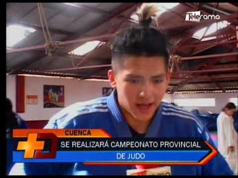 Se realizará campeonato provincial de judo