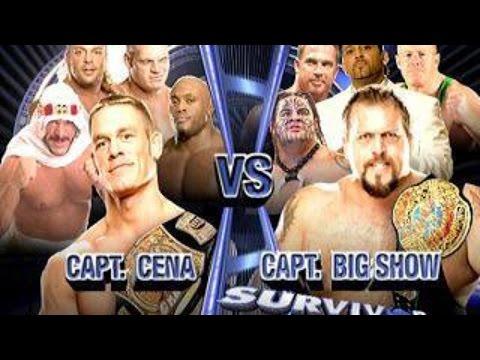 Video Team Cena vs Team Big Show Highlights - Survivor Series 2006 download in MP3, 3GP, MP4, WEBM, AVI, FLV January 2017