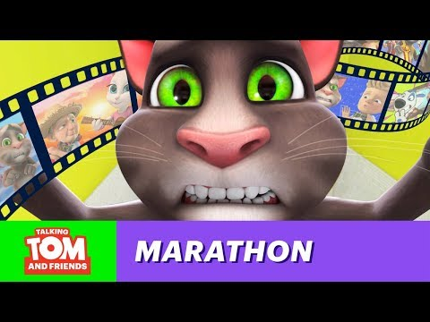 Talking Tom and Friends – COMPLETE Season 2 (26 FULL EPISODES)