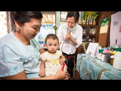 In a Country Highly Burdened by TB, Public Private Partnership is Key