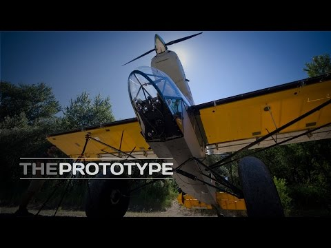 This guy flying a plane is unbelievably awesome