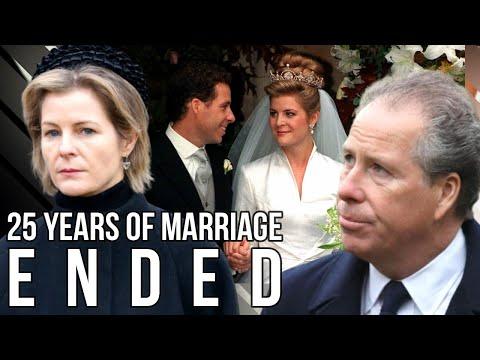 Video - Ο ανιψιός της βασίλισσας Ελισάβετ, Ντέιβιντ παίρνει διαζύγιο