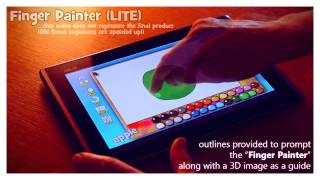 Finger Painter Lite YouTube video