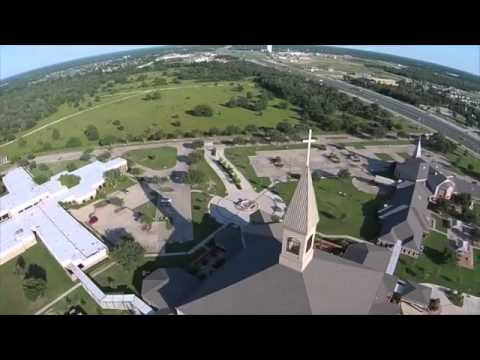 College Station Drone Video