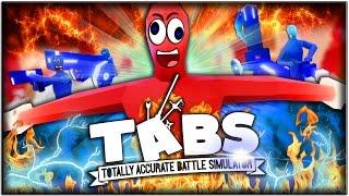 DIE BESTEN NEUEN EINHEITEN! Update! (TABS: Totally Accurate Battle Simulator)