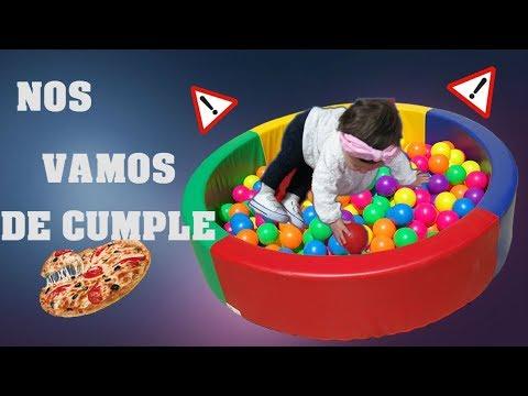 NOS VAMOS DE CUMPLE! + MENSAJE A MI NUTRICIONISTA ????  VLOG 1 Los pasitos de Adara