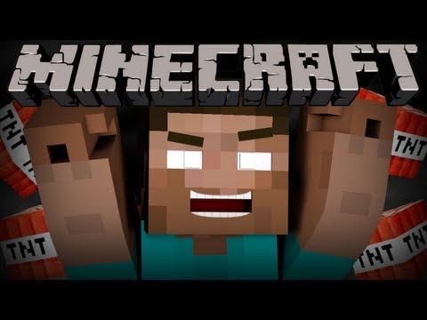 If Herobrine was Griefed - Minecraft
