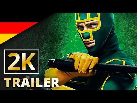 Kick-Ass - Offizieller Trailer #4 [2K] [UHD] (Deutsch/German)