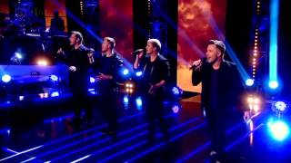 Westlife For The Last Time (Documentary and Performances)