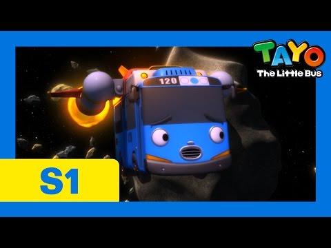 [Tayo S1] #21 Tayo's Space Adventure
